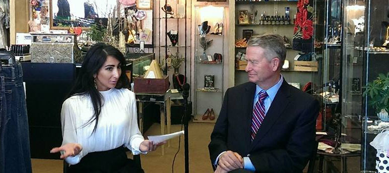 Governor Little Interview